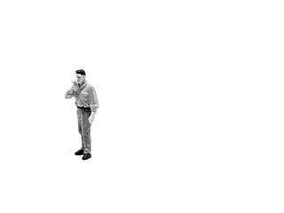 292/365 - The Somker's Loneliness