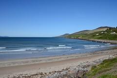 Inch beach (S Collins 2011) Tags: sea sky bay ocean landscape beach water inchbeach coast sand cokerry ireland