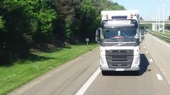 Volvo FH04 Globetrotter E5 460 - O.D Trans BVBA Izegem, België (Celik Pictures) Tags: spotted e314 belgië nederland autobahn snelweg autosnelweg highway freeway transport in action going to gaiazoo kerkrade beringen od trans bvba izegem