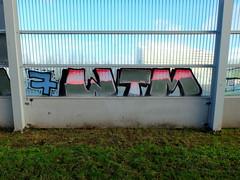 Graffiti A20 (oerendhard1) Tags: graffiti streetart urban art vandalism illegal throw ups tags rotterdam oerendhard a20 wtm