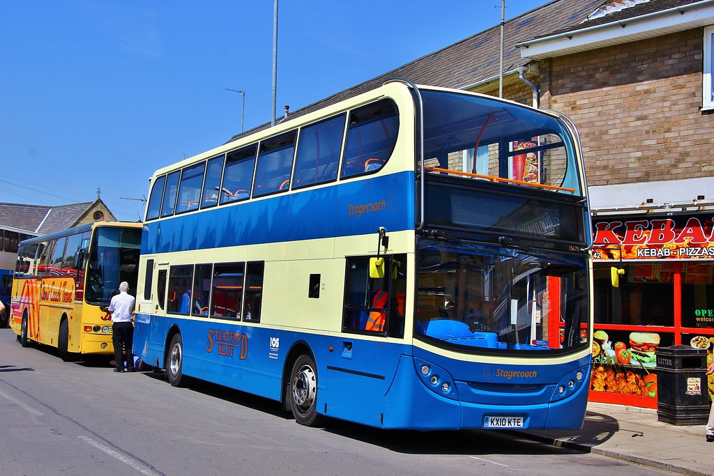 Stagecoach Midlands 15675 KX10KTE - Whittlesey (KA Transport Photography)  Tags: stagecoach midlands 15675