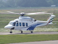 DU-142 Agusta Westland AW139 Helicopter Dubai Air Wing (Aircaft @ Gloucestershire Airport By James) Tags: gloucestershire airport du142 agusta westland aw139 helicopter dubai air wing egbj james lloyds