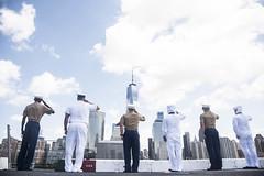 180523-N-OS569-177 (FleetWeekNewYork) Tags: nyfw navy newyorkfleetweek marine marines sailors ship ussarlington lpd24 lpd underway uso fwny2018 newyork ny