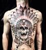 Guivy tattoo / Geneve - Geneva / Tatouage (Guivy) Tags: artforsinners skull tatoo tatoueur tatouage swiss geneva geneve tattoo guivy