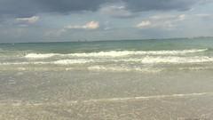 Tranquility (John R. Bixler) Tags: floridabeach water waves