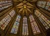 Deutschland / Germany: Ulmer Münster (CBrug) Tags: ulmermünster ulm fenster kirche stainedglass glasmalerei