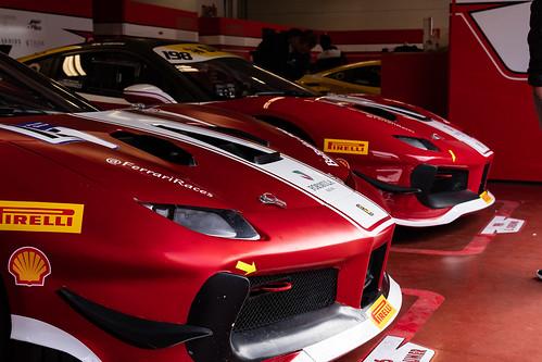 "Ferrari Challenge Mugello 2018 • <a style=""font-size:0.8em;"" href=""http://www.flickr.com/photos/144994865@N06/40901114335/"" target=""_blank"">View on Flickr</a>"