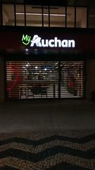 My Auchan (brandart) Tags: brandart portugal auchan conveniencestores avenidasnovas lisbon