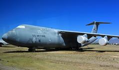 Lockheed C-5A Galaxy ~ 68-0220 (Aero.passion DBC-1) Tags: davis monthan afb tucson az bus tour usa usaf aeropassion avion aircraft aviation plane collection storage lockheed c5 galaxy ~ 680220