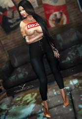 # ♥429 (sophieso.demonia) Tags: ramasalon ab shiny shabby gos ana poses american bazaar