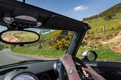 spring in Wales (dgmann11) Tags: wales mini convertible radnorshire