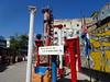 Callejón de Hamel, a vibrant Afro-Cuban neighborhood with art installations currated by Salvador González (Kelly Machande) Tags: afrocuban callejóndehamel salvadorgonzález publicart sculpture paiting havana cuba