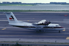 Allegheny Dash 7P (T.O. Images) Tags: n172ra allegheny commuter ransome airlines new york jfk dash 7 dhc7 de havilland