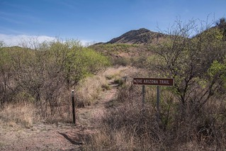 Arizona National Scenic Trail