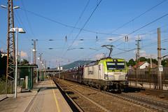 193 896 (139 310) Tags: np baureihe gag österreich 193896 evu 193 captrain zugnummer kbs kbs101 gag46450 vectron westbahn