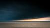 the storm (ylemort) Tags: sea beach nature sky cloudsky nopeople sand cloudscape coastline dark landscape sunset water dusk outdoors weather scenics blue horizonoverwater horizon everypixel koksijde belgium