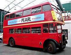 London transport RTL139 London Bus Museum 12/05/18. (Ledlon89) Tags: london bus buses vintagebuses transport lt lte lptb londonbus londonbuses londontransport brooklands londonbusmuseum weybridge