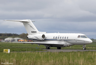 Flight Plan LLC. (Mustang CJM LLC) Hawker 4000 N400VR