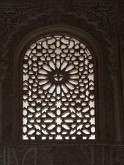 DSCF5643 Sala del Mexuar, Palacios Nazaríes, Alhambra, Granada (Thomas The Baguette) Tags: granada spain granadaspain espagne espana alhambra nesrid nesridpalace patiodelosleones lionfountain comares moorish fountains architecture gardens machuca alcazaba