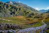 Th Path (GioRetti) Tags: path alps swiss switzerland swissalps trekking hiking greina ticino blenio
