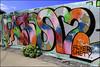 Fatso (Alex Ellison) Tags: fasto yks opd southlondon urban graffiti graff boobs