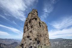 Roque Bentayga (M. Ángeles Cuenca) Tags: roque bentayga canarias gran canaria senderismo turismo montaña campo monumento