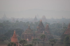 Bagan, Myanmar (Mulligan Stu) Tags: bagan balloon balloonride myanmar sunrise