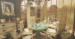 Tea Time.... (kellytopaz) Tags: shabby chic rustic merak charm tea time