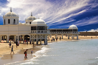 Un balneario con sabor a mar - A spa with a taste of the Sea