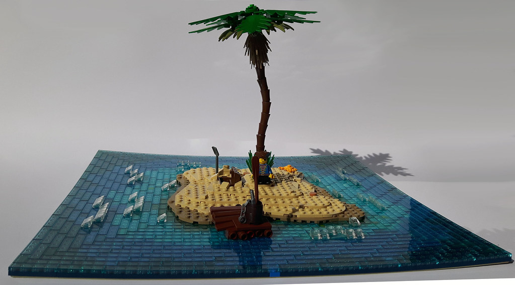 The world 39 s best photos of lego and pirate flickr hive mind - Ile pirate lego ...