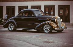Chevrolet 1937 (Myggan68) Tags: cruising edsbyn ontheroadswithmyggan chevrolet