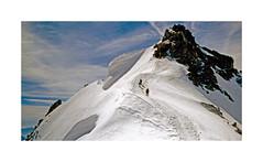 Souvenir... (Yvan LEMEUR) Tags: tacul montblanc montblancdutacul sérac neige glacier glace chamonix alpinisme alpes hautesavoie france extérieur hautemontagne montagne cordée alpinistes massifdumontblanc valléedechamonix mountain aoi elitegalleryaoi bestcapturesaoi aoi3levels