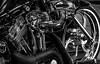 moto_015 (byJMdF) Tags: roja bnw aficionado amateur lightroom documental foto photo photography fotografia color bn iluminación natural iluminaciónnatural postprocesado mechanical moto motor mecánica