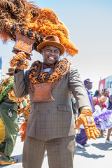 Take Note Big Steppers at the New Orleans Jazz and Heritage Festival on Sunday, April 29, 2018