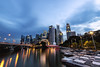 Singapore River (Daniel E Lee) Tags: canoneos6dmarkii 6dmarkii canon6dmarkii canon6dii 6d2 canon eos fullframe canonef1635mmf4lis canon1635mmf4lis wideangle ultrawideangle uwa zoom photo photosbydlee photography landscape urbanlandscape cityscape sunset buildingsarchitecture singapore longexposure