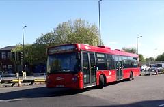 Go-Ahead London Metrobus 564 YN08OAW | 293 (Unorm001) Tags: red london single deck decks decker deckers buses bus routes route diesel 564 293 yn08oaw yn08 oaw