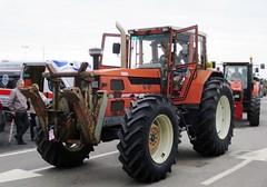 Same Galaxy 170 (samestorici) Tags: trattoredepoca oldtimertraktor tractorfarmvintage tracteurantique trattoristorici oldtractor veicolostorico dt