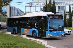 EMT MADRID 4788 (Juan Carlos GR 1) Tags: mercedesbenz o530 evobus citaro ngt emtmadrid