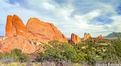 (Steven Barrows) Tags: gardenofthegods coloradosprings colorado redrock landscape panorama stitched