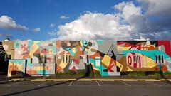 Reka... (colourourcity) Tags: streetart streetartnow graffiti graffitimelbourne burncity awesome colourourcity nofilters melbourne streetartaustralia jamesreka reka1 rekaone efc everfresh prestonmarket