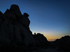 Blue Hour at Joshua Tree (robin-loo) Tags: joshuatree bluehour nationalpark iphone iphone6 indiancove california silouhette