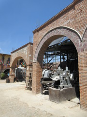 Machinery at Tequila Don Valente, El Arenal, Mexico (Paul McClure DC) Tags: tequilacountry jalisco mexico apr2018 elarenal architecture