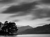 Loch Maree in Mono (Alison T23) Tags: nc500 scotland highlands landscape landscapephotography westerross caithness torridon loch mountains scenic scenery uk leefilters longexposure rainbow sunrise sunset storm cloud tree animal seascape slowexposure sea