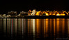 Illuminated (BC (Brendon)) Tags: inpex darwin a7iii night water reflection top end darwinharbour gas lpg sony light tank a7m3