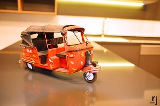 Mini Rikshaw