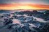 Heybrook Rocks (Rich Walker75) Tags: devon plymouth sunset sky cloud sea ocean rock landscape landscapes landscapephotography seaside seascapes seascape longexposure longexposures longexposurephotography canon eos eos80d efs1585mmisusm coast coastal coastline