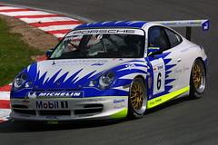 Andy Britnell - Motorbase Performance - Porsche GT3 Cup (Boris1964) Tags: 2005 porschecarreracupgb brandshatch