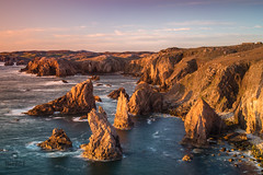 Mangersta Sea Stacks (explored) (Impact Imagz) Tags: mangersta uig seastacks sunset seascape cliffs isleoflewis outerhebrides visitouterhebrides visitscotland scottishlandscapes hebrideanlight hebrideanlandscapes explored flickrexplore exploredonflickr inexplore