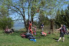 Pielgrzymka tropem św. Anny (21.04.2018) (Siedlok) Tags: beskidy wycieczki