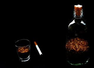Tobacco is taboo
